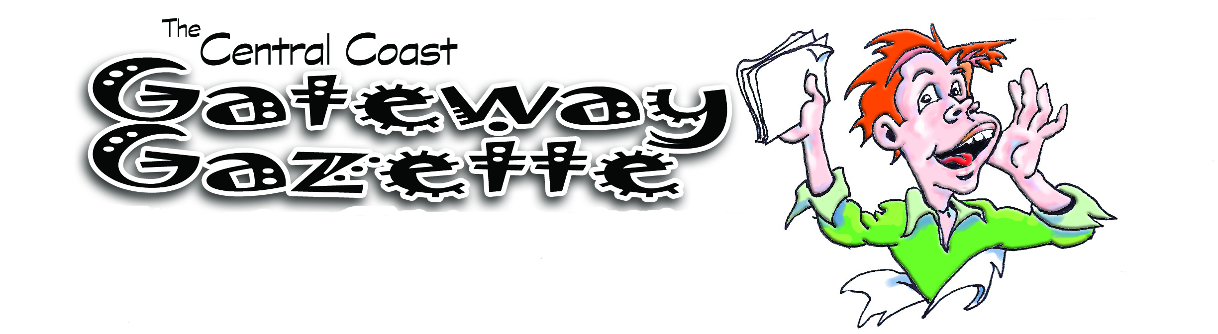 Gateway Gazette Logo w Boy
